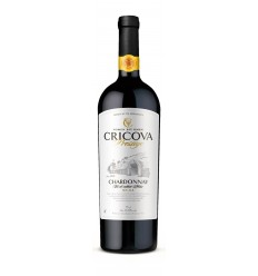 Cricova - Prestige Chardonnay 2015