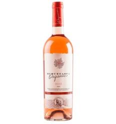 Budureasca Organic - Merlot Rose 2015