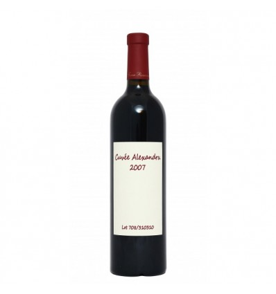 SERVE - Cuvee Alexandru 2007