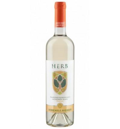 Crama Averesti Herb - Alb demisec 2017