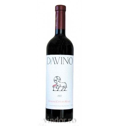 DAVINO Domaine Ceptura Rouge 2009