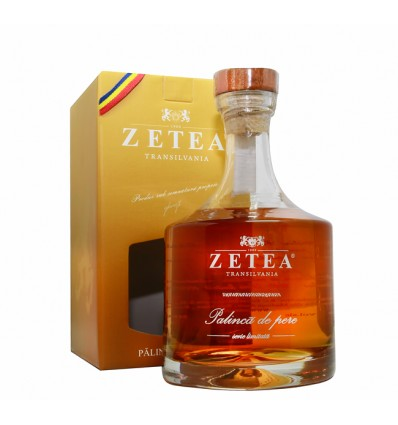 Zetea - Palinca de pere
