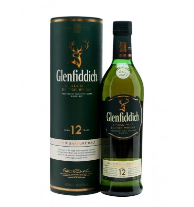 Glenfiddich Whisky 12Y