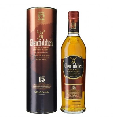 Glenfiddich Whisky 15Y