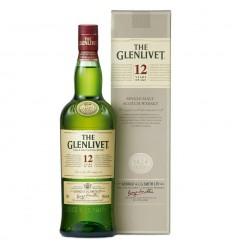 Glenlivet Whisky 12Y