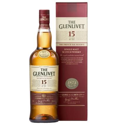 Glenlivet Whisky 15Y