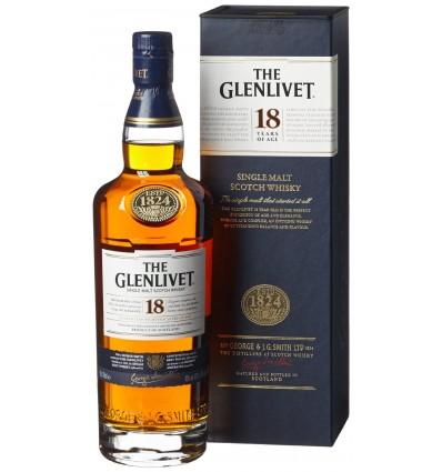 Glenlivet Whisky 18Y