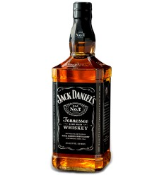 Jack Daniel's Old No. 7 Whiskey 1.0 L