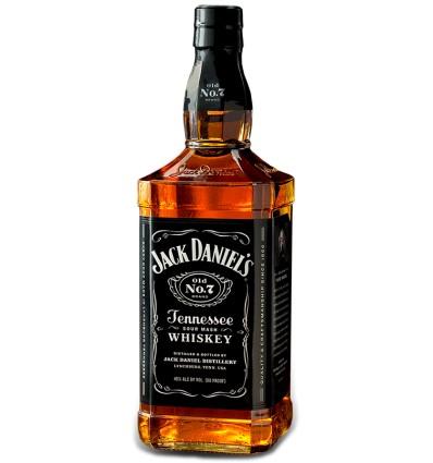 Jack Daniel's Old No. 7 Whiskey 1.0 L