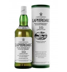 Laphroaig Whisky 10Y