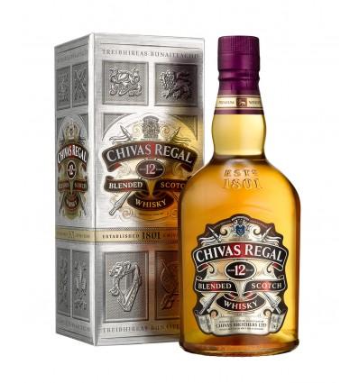 Chivas Regal Whisky 12Y 1.0L
