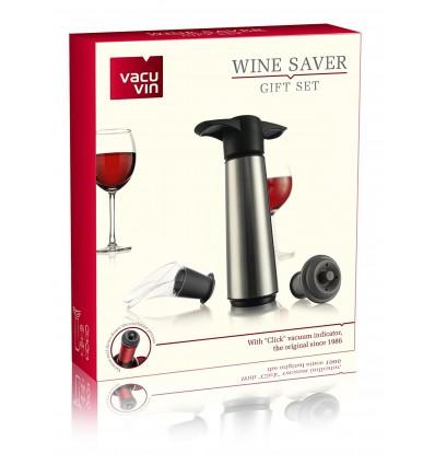 Vacu Vin - set pompa vid inox
