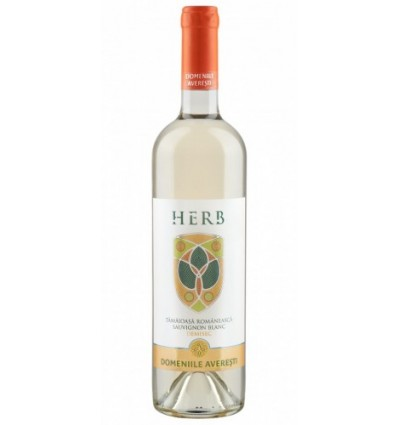 Crama Averesti Herb - Alb demisec 2018