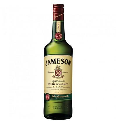 Jameson Irish Whiskey 1.0L