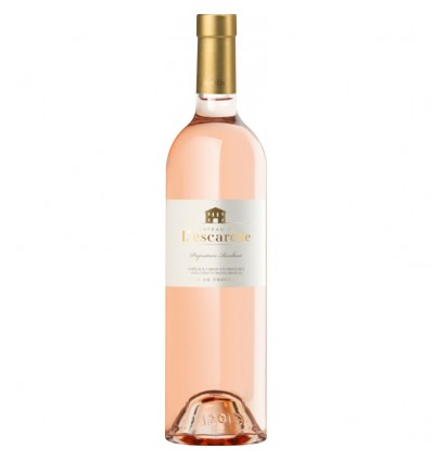 Chateau de L'escarelle - Rose de Provence 2020